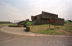 Photo the avionics building RAF Upper Heyford